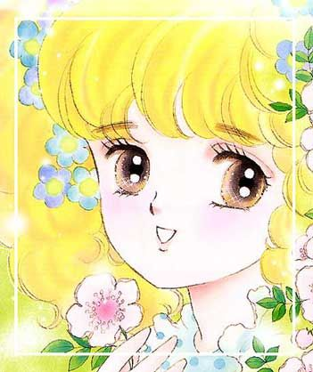 "Art from ""Lady Lynn"" series by manga artist Yoko Hanabusa."