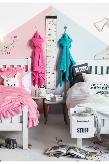 Ozdoba na ścianę z miarką | H&M