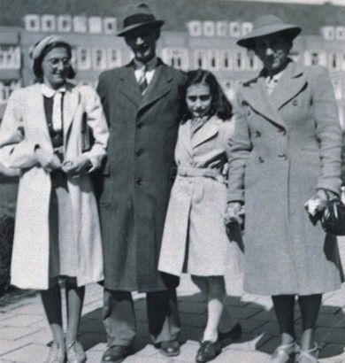 July 6, 1942 -The Frank family went into hiding in an annex Amsterdam. They would be joined by four other Jews and they were all found and arrested on August 4, 1944. To this day, it is not known who tipped off authorities.