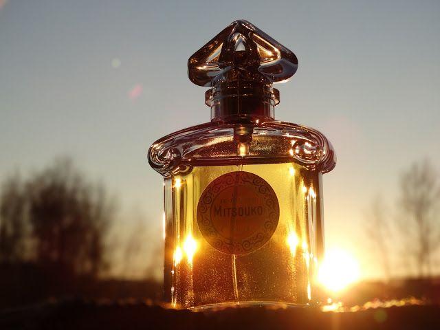 Emotional Treasurer: Mitsouko Eau de Parfum Guerlain