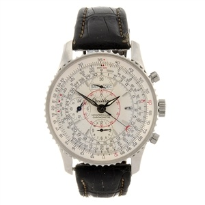 Breitling Daytona Montbrilliant - extremely intricate numbered dial with complete calender