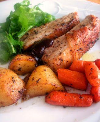 Herkkusuun lautasella-Ruokablogi: Haun grillikylki tulokset
