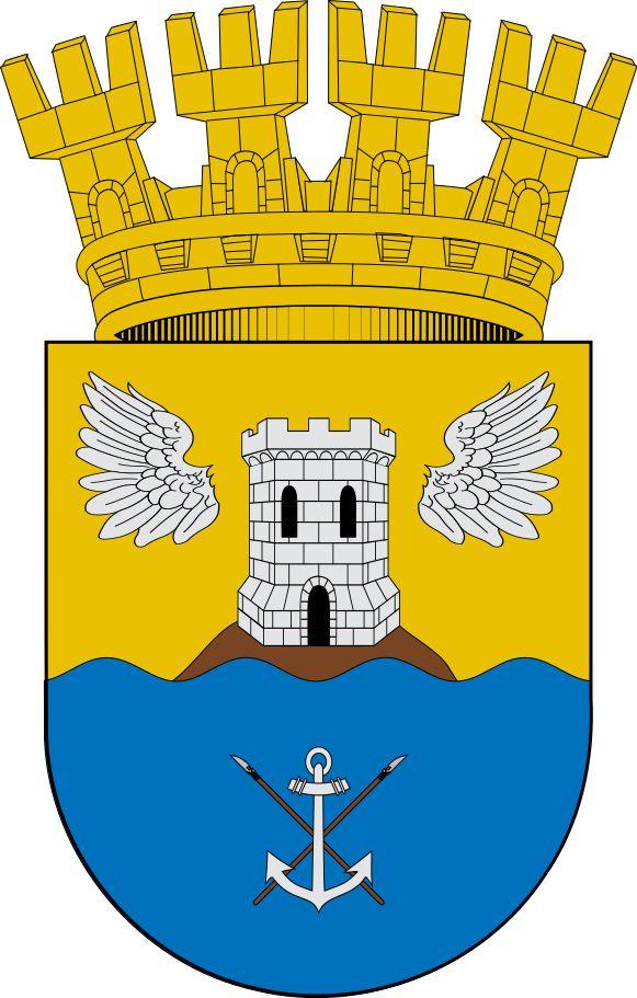 Escudo de la Ciudad de Calbuco