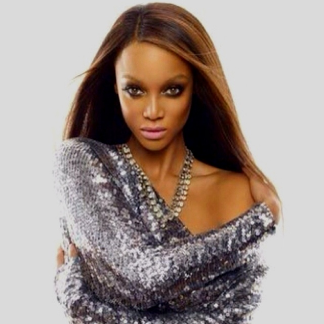 Tyra Banks Black And White: 60 Best Images About Tyra Banks On Pinterest