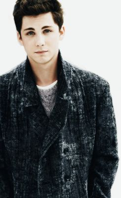 Just pitting it out there that Logan Lerman is pretty gosh darn attractive