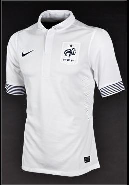 France Away Replica 2012-13 - Nike football shirt