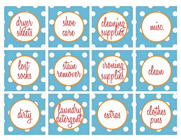 DIY Label Projects and Free Printables – The Budget Decorator