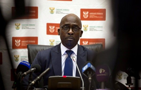 SARB's independence is paramount, says Gigaba