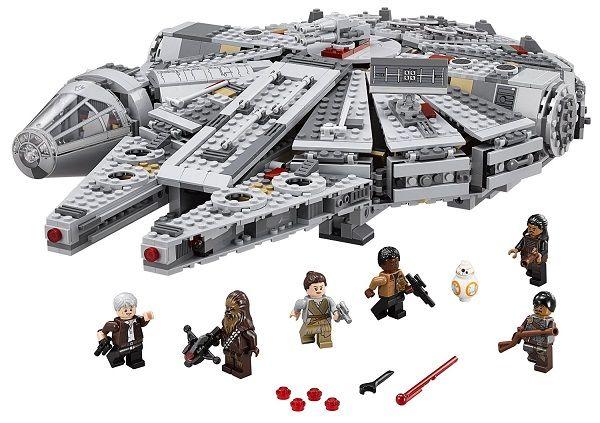 Best Lego Star Wars Sets 2020 | Lego millenium falcon, Star wars toys, New star wars toys
