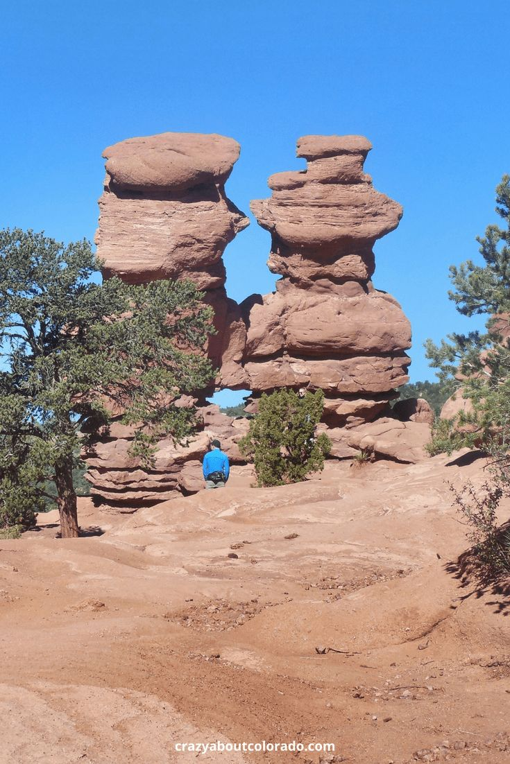 Incredible Hiking Trails within Garden of the Gods