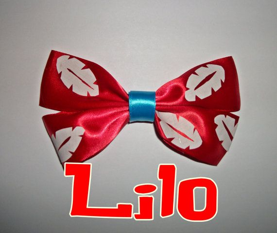 Hey, I found this really awesome Etsy listing at http://www.etsy.com/listing/162403116/lilo-inspired-disney-hair-bow