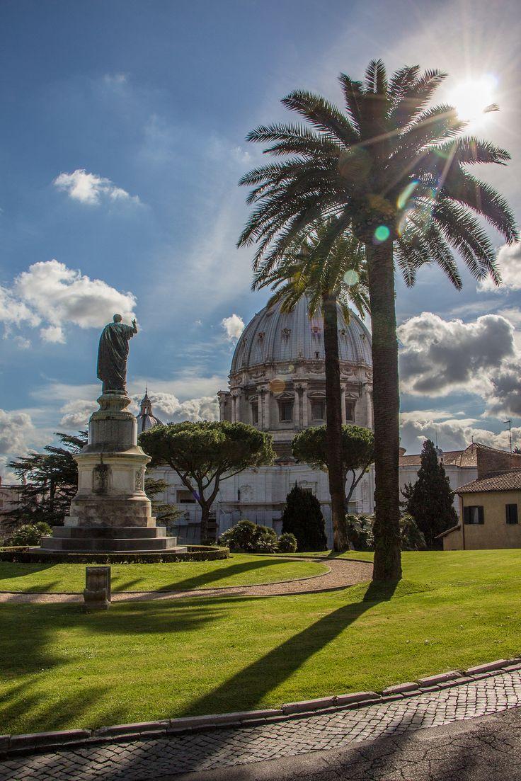 Giardini Vaticani / Vatican Gardens / Vatikán kertek