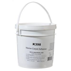 K398 Marine Carpet Adhesive - Gallon