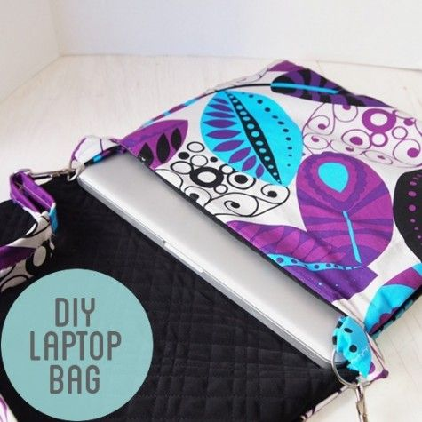 Sew a Tailor Made Laptop BagAndrian Taufik