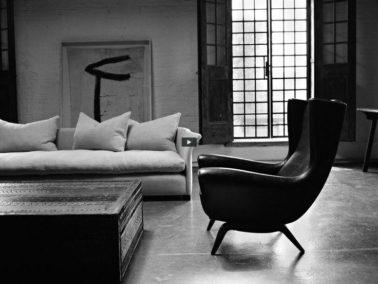 Leather Sectional Sofa montauk sofa