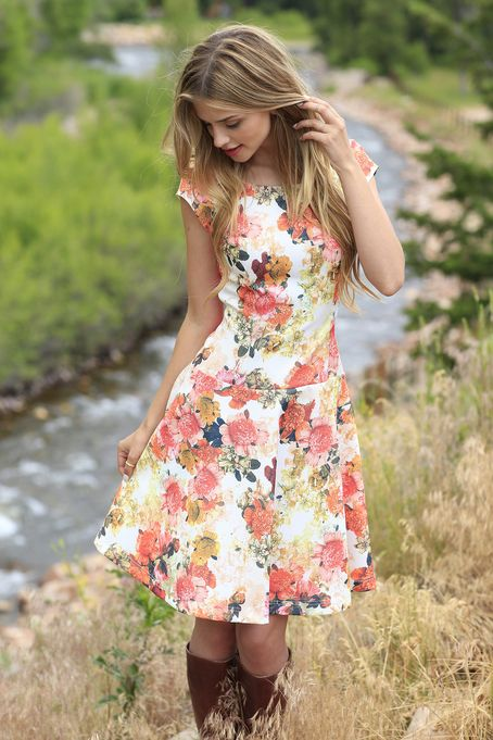 Mabel Dress from the Fall Collection by Shabby Apple