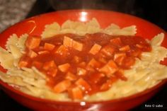 Ossi-Sauce oder Ossi-Soße / GDR-Tomato-sauce :)