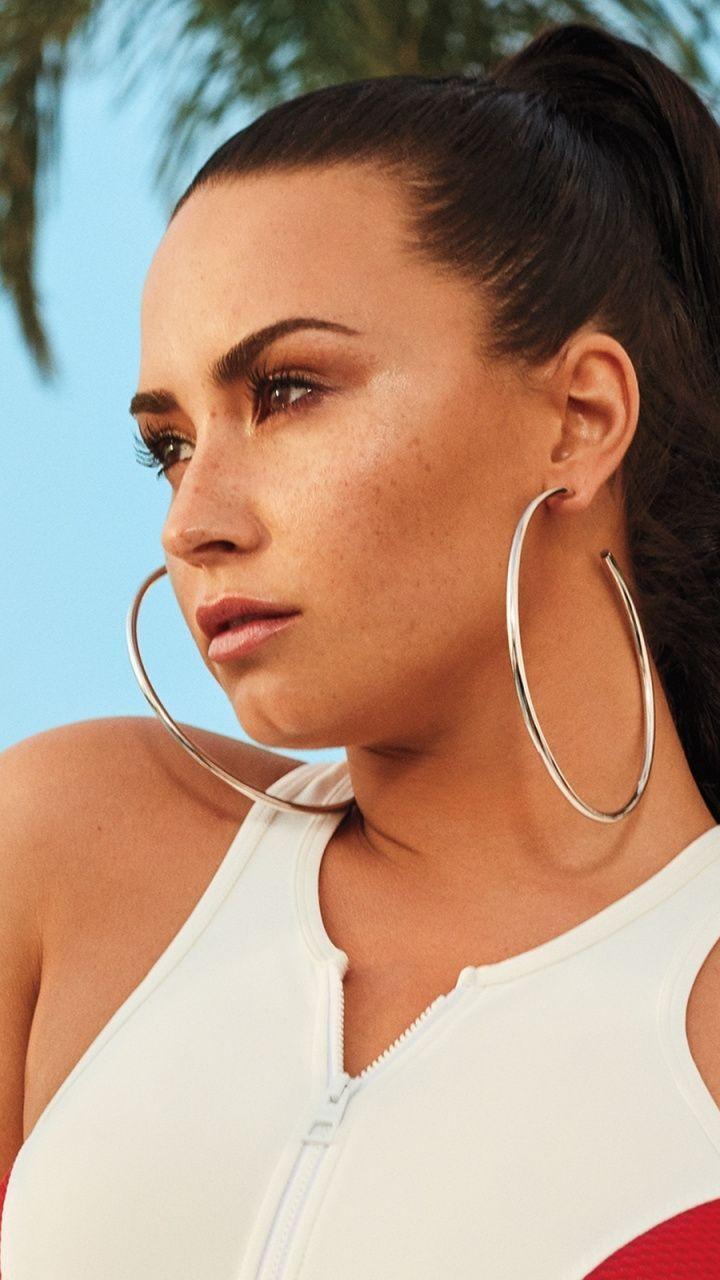 720x1280 Wallpaper Demi Lovato Instyle Singer 2018 720x1280 Demi Instyle Lovato Singer Wallpaper Wallpapers 4k Demi Lovato Cantores Selena Gomez