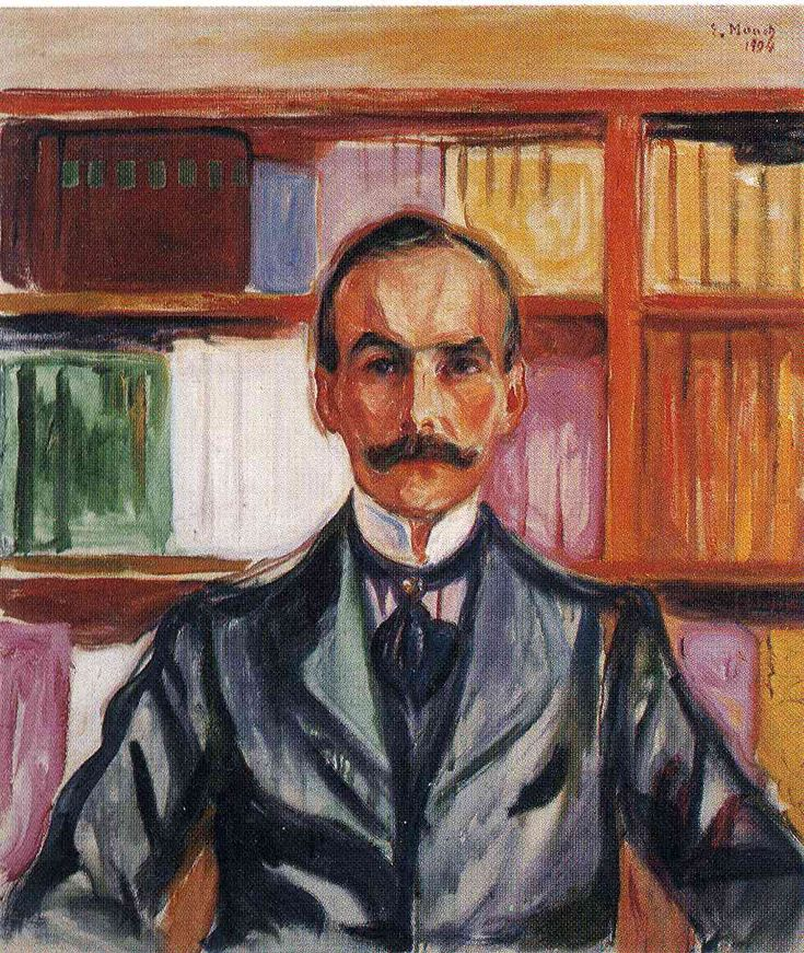 Harry Graf Kessler — Edvard Munch