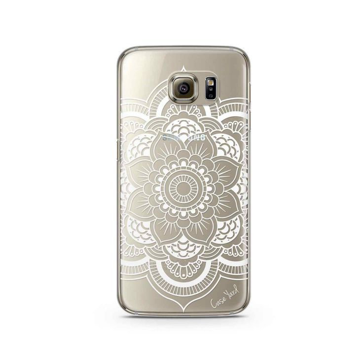 Flower Mandala TPU Phone Case For Samsung S5, Samsung S6, Samsung S6 Edge, Samsung S7 and Samsung S7 Edge (Samsung S5). Made only from high quality, tough and flexible non allergenic plastic. Full protection for your device from the tests of time and nature. Sleek and lightweight; Precision and fits your device perfectly. Permanently impregnated graphics with a uv bonding technique; Durable and easy to clean. Available to fit your Samsung S5, Samsung S6, Samsung S6 Edge, Samsung S7 and...