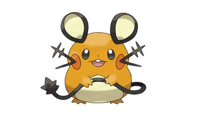 Dedenne is an electric and fairy type, but mostly its a Pikachu wannabe.The Pokémon Company