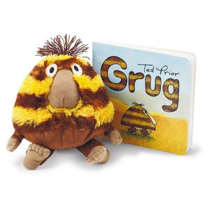 Grug Book and Toy Big W $16