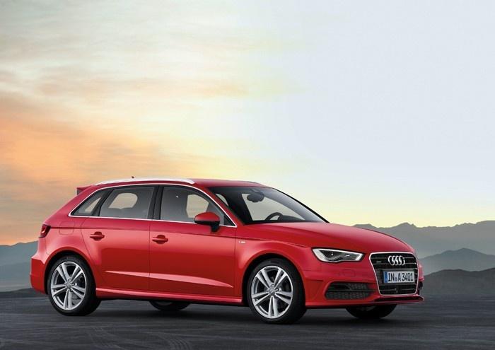 La nouvelle Audi A3 Sportback - Votre actu auto sur Ouestfrance-auto.com