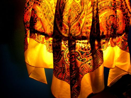 More Bedroom Lamp Scarves Bedroom Lamps Curtains Valance Curtains