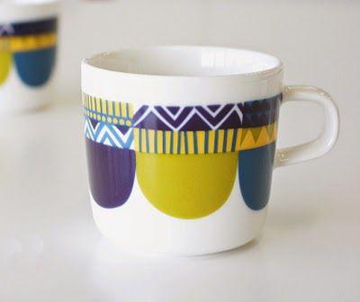 print & pattern blog: MARIMEKKO - lamppupampula by Sanna Annukka