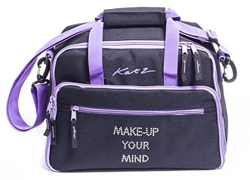 Girls Ladies Large Black & Purple Dance Ballet Tap Make Up Holdall Cosmetic Bag KB72 Katz Dancewear, http://www.amazon.co.uk/dp/B00MVV46FG/ref=cm_sw_r_pi_awdl_YkPnwbKH854GE
