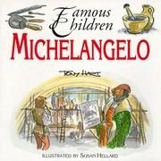 Cover of: Michelangelo by Tony Hart