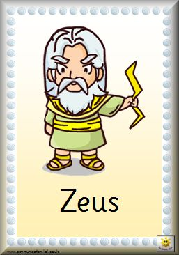 20 Free Printable Posters of Greek Gods & Goddesses. Very cool!