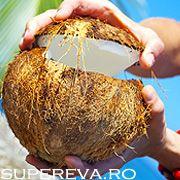 Beneficiile terapeutice ale uleiului de nuca de cocos