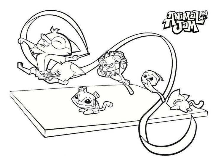 13+ Animal jam journey book ideas