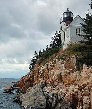 Perfect to visit during the Fall! We recommend seeing New England Fall Foliage, too! (via @Andrea Thorp Taylor + Leisure: Acadia National Park, Maine)