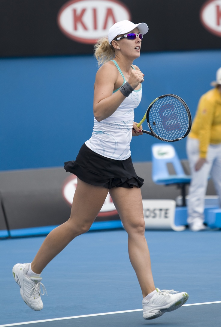 Anastasia Rodionova joins the Kastles for 2012! #tennis Photo by Fred and Susan Mullane/Camerawork USA