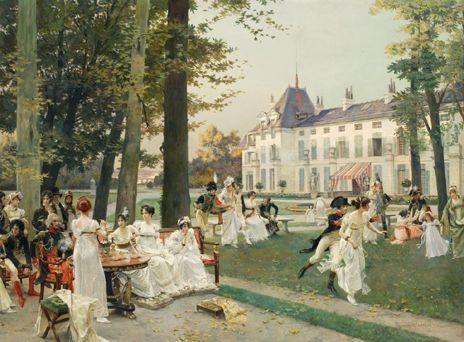 'Hommage aan kunst – en natuurminnende Joséphine de Beauharnais in Hermitage en Hortus' - Hermitage Amsterdam
