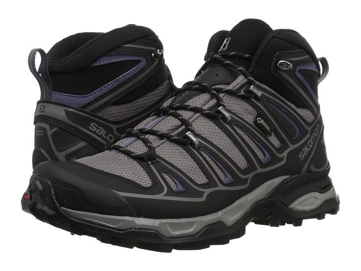 SALOMON X Ultra Mid 2 Spikes GTX®. #salomon #shoes #