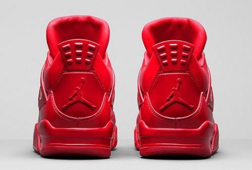 Another colorway of the Air Jordan 11Lab4. This pair comes in university red and white. Combining an element of the Air Jordan XI, this pair features a full red patent leather upper. http://www.cheapjordanmaxshox.com/