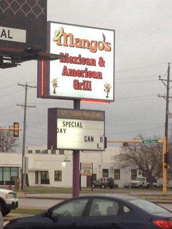 Mango's Mexican & American Grill, Fargo, North Dakota
