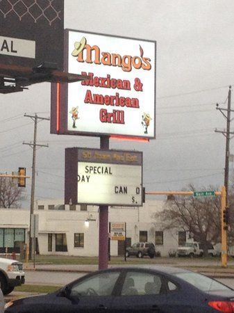 Mango's Mexican & American Grill, Fargo, North Dakota