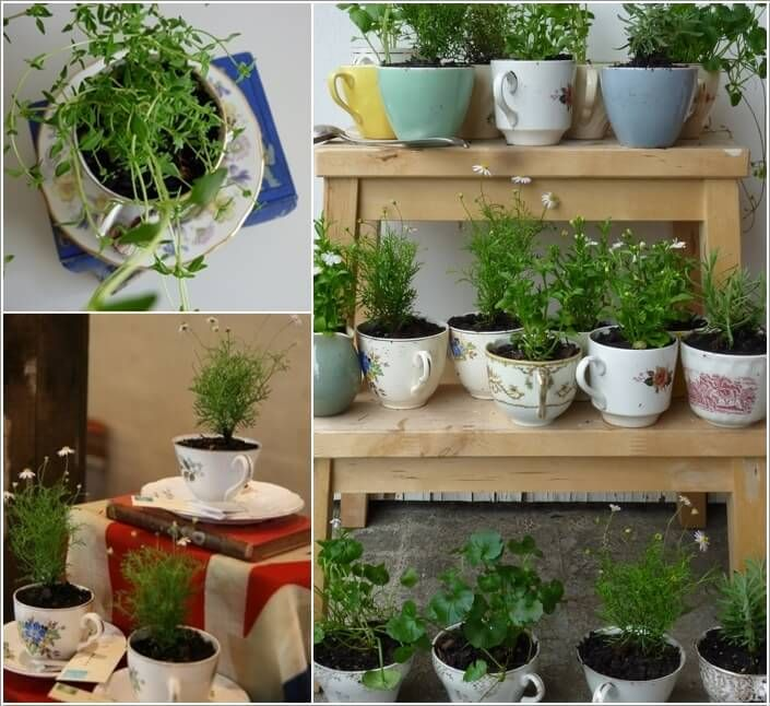 want to grow an indoor garden from upcycled items at your home learn about these 14 indoor garden ideas