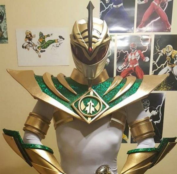The New Power Ranger Already Has A Perfect Cosplay