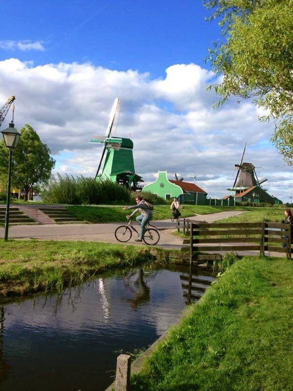 One perfect day in Zaanse Schans