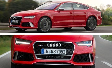 2016 Audi RS7 First Drive – Review – Car and Driver
