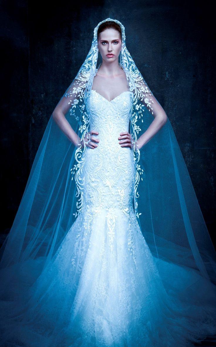 247 best Michael Cinco images on Pinterest | Wedding frocks, Wedding ...