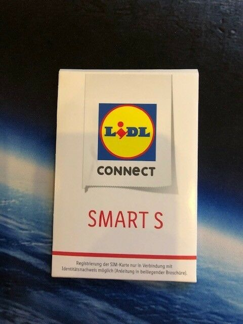 Www Lidl Connect De Karte Freischalten.Ebay Sponsored Lidl Connect Smart S Inkl Triple Sim Karte Mit