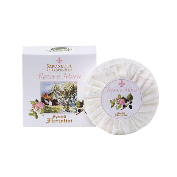 Get derbe speziali fiorentini rose & blackberry bath soap 3.3 oz at top brands. Buy perfect speziali  fiorentini soaps for your bath.