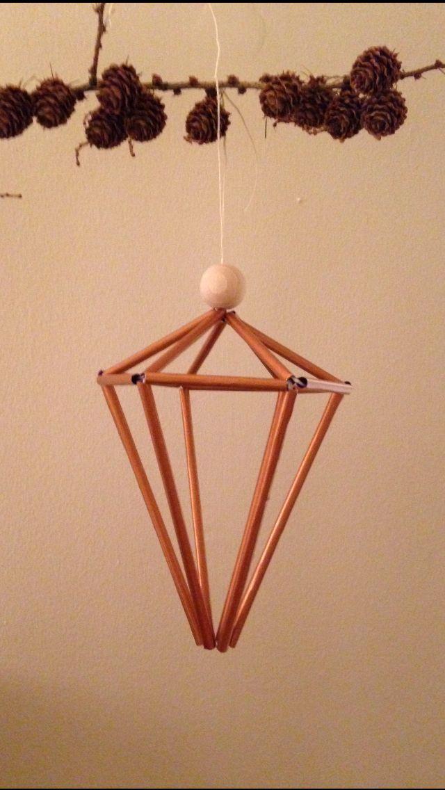 DIY - Kobber diamant