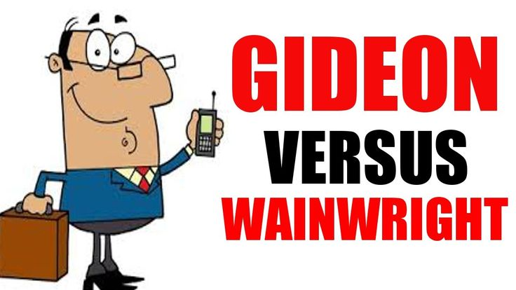Gideon v Wainwright Explained in 5 Minutes: US History and Government Re...